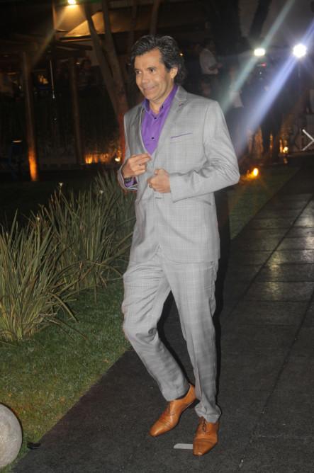 O apresentador Marcio Moraes