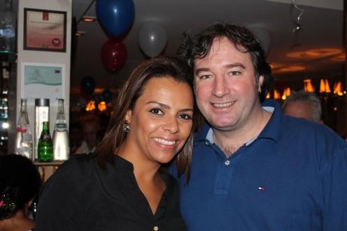 Renata Fernandes Cardoso e Yann Corderon