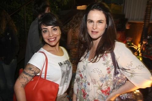 Ana Martins e Danielle Dahoui 1
