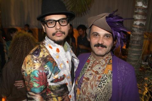 Caio Sobreira e Eduardo Laurino 1