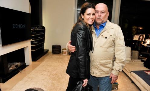 Jose Vitor Oliva e Tatiana Oliva