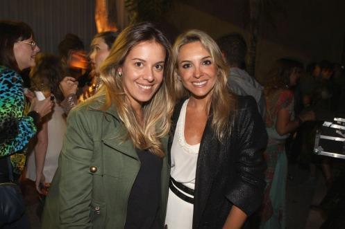Paula Abarno e Sophia Hegg 1
