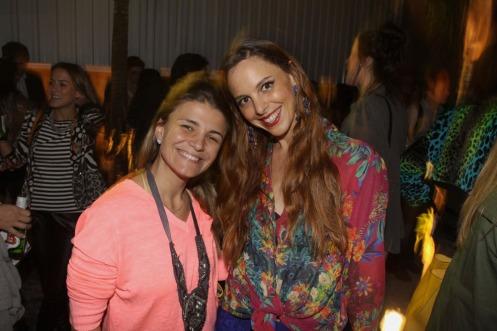 Renata Moreira e Mafe de Castro 1