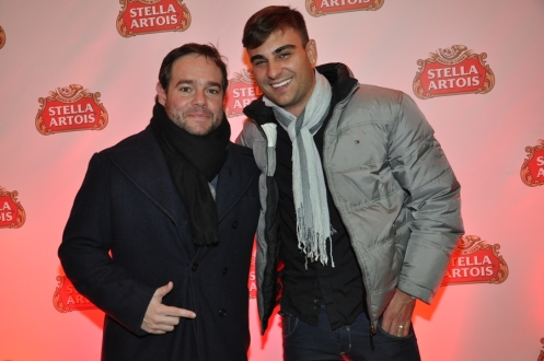 Ricardo Leão e Thiago Bagatini