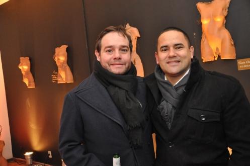 Ricardo Leão e Vinicius Garcia