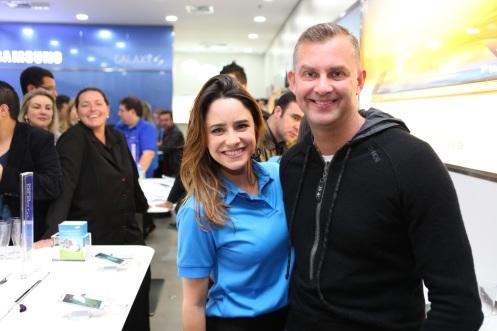 8. Fernanda Vasconcellos com  assessor de imprensa e relações públicas Pedro Hering _ Alex Miranda _ IMAGECARE