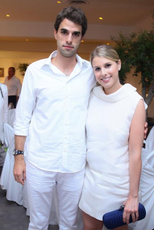 Adriano e Alessandra Fontana