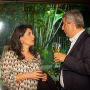 Carla Crescenzo e Marcelo Ermini