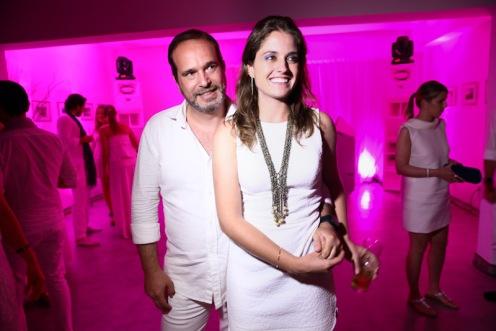 Wagner Zaratin e Lara Zanetti