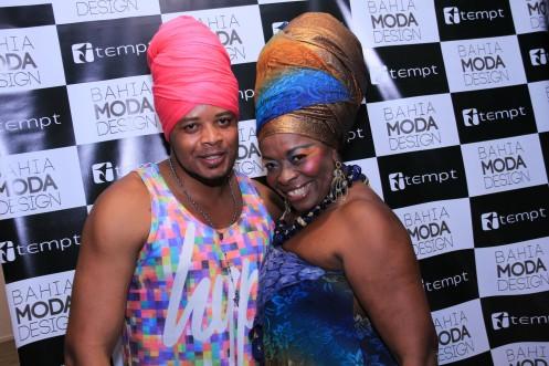Afro Jhow e Negra Jhô_Foto by Fabio Peixoto