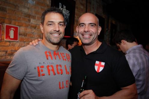 Cesar Pelucio e Fernando Souza