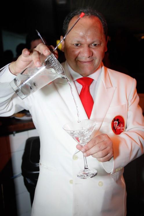 Chefe de Bar Kascão Oliveira