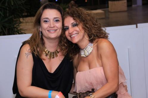 Fabiana Candini e Celia Spanholi_ Foto by Fabio Peixoto