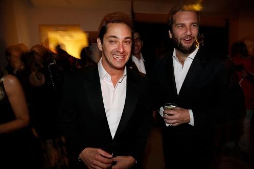 Gil Farah e Rodolfo Trussardi 6385
