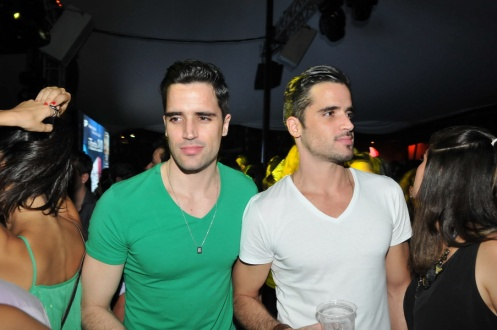 Guilherme Angotti e Felipe Angotti