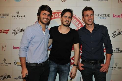 Juliano Libman, Arthur Ribeiro e Luiz Restiffe _resize