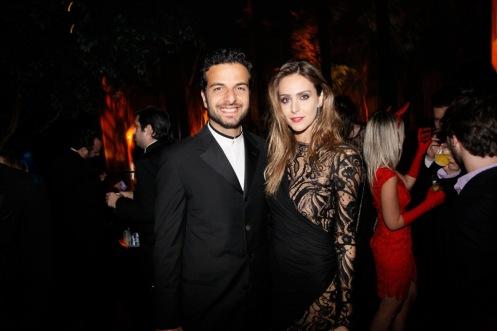 Paulinho Boghosian e Tahiana Vieira 6606