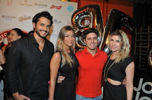 Raphael Viana, Rafaella Cito , Daniel Rocha e Julia Faria1_resize