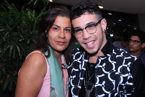 Regina Moura e Igor Lobo Ferreira