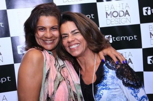 Regina Moura e Tininha Viana_ Foto by Fabio Peixoto