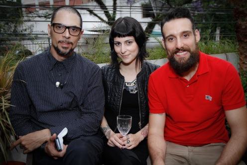 Ricardo dos Anjos, Gabriela Pacheco e Vicente Lujan-2