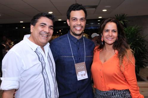 Roberto Cordeiro, Gustavo Moraes e Norma Santhana_ Foto by FabioPeixoto