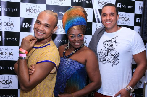 Uran Rodrigues, Negra Jhô e Ricardo Martins_ Foto by Fabio Peixoto