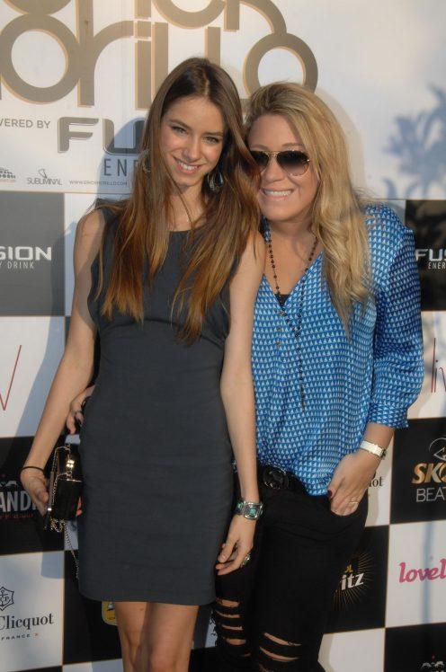 Bruna Luchesi e Carol Machado 2
