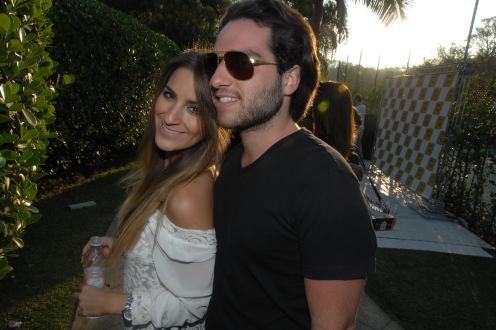 Carol Indalecio e Renato Oger