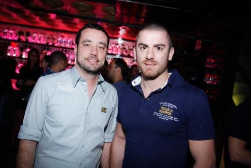Elison Dias e Humberto Munhoz