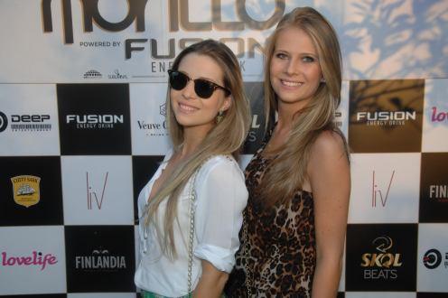 Gabriela Margutti e Bruna Becaro