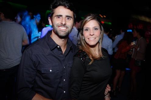 Pedro Pandolpho  e Andressa Pandolpho_
