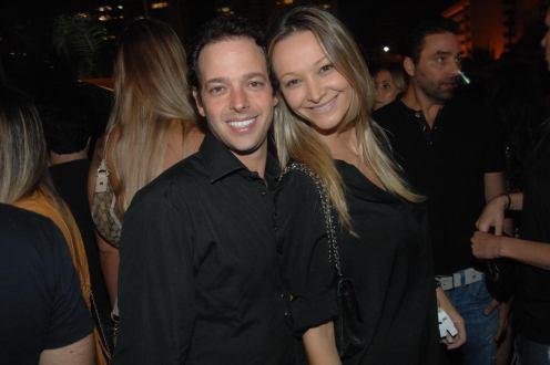 Ricardo Campos e Luciane Furtado