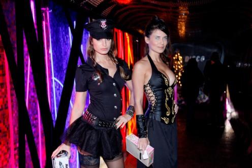 Carol Costa e Michelle Santiago 3676