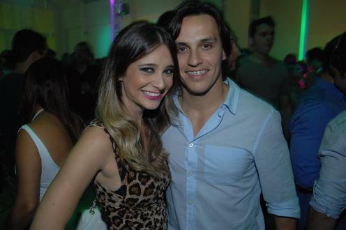 Gabriela Lopes e André Ferrari