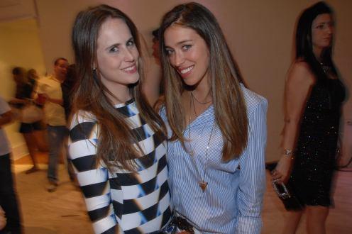 Renata Goldfarb e Diana Krepinsky
