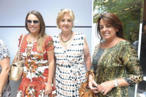 Camille Dalla Puga, Angela Tasca e Claudia Puga