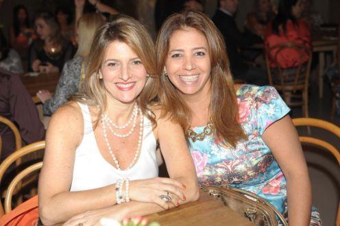 Celia Spada e Juliana Abad