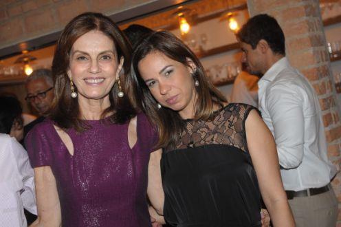 Cristina Calumby e Nea Neuhaus