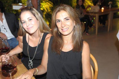 Daniella Chaves e Monica Gerbasio