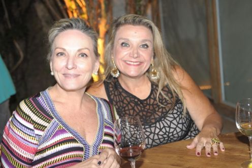 Ge Carolo e Fatima Brandani