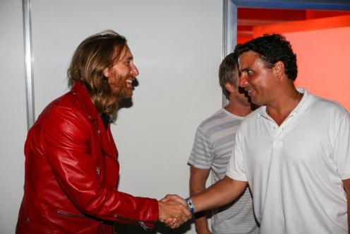 SL5C5349 David Guetta é recepcionado por Fabio Fronterotta