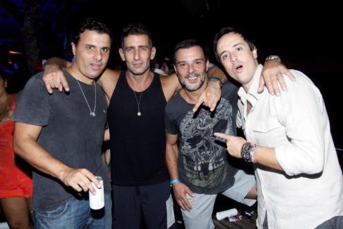 Fabio Fronterrota, Roberto Scafuro, Jeffrey Jah e Kako Perroy3169