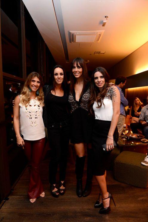 Aretha Sahyoun, Luciana Arcangeli, Suzana Mion e ClaudiaRibeiro_181
