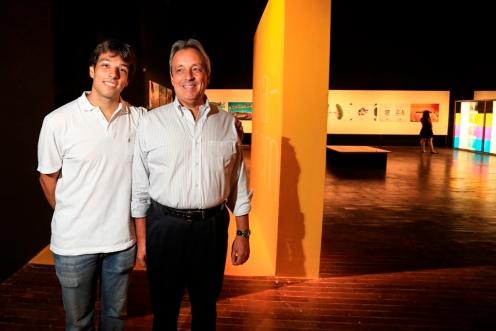 Arthur e Sergio Mendes_