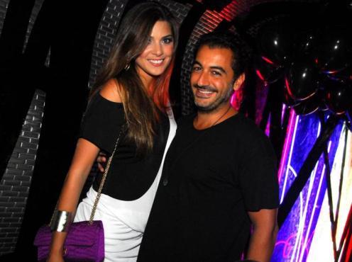 Bianca Giacoia e Minchel Saad (2)
