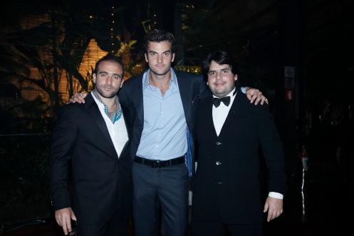 Daniel Nasser, Joao Bordon e Fabio Tutundjian 0638
