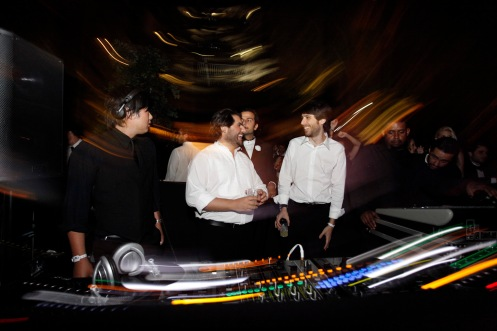 DJ China, Fabio Tutundjian, Paulinho Boghosian e Joao Lee1355