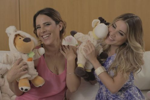 Enface - Wanessa e Mica Rocha 2