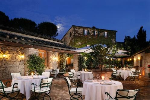 Jantar Externo Borgo San Felice